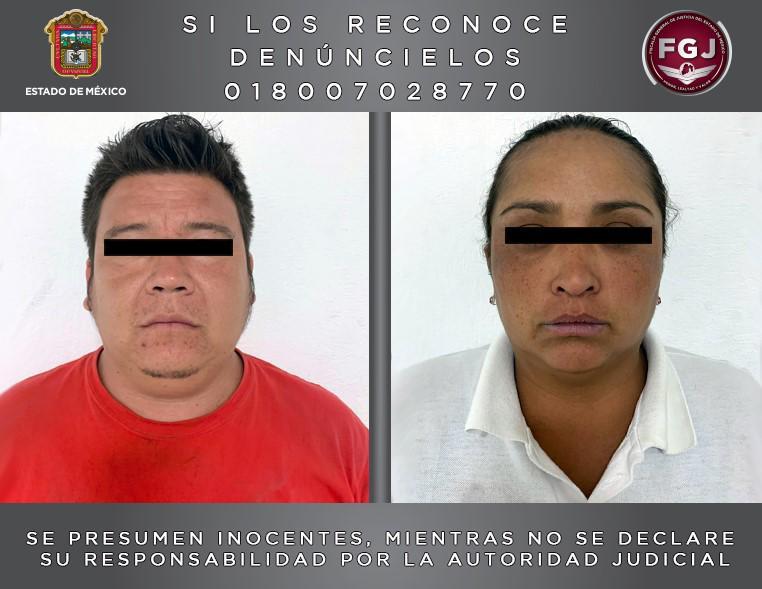 Aseguran a dos por asalto a transeúnte en Ecatepec